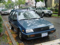 1990 Dodge Colt Overview