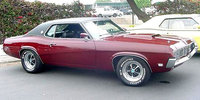 1969 Mercury Cougar Picture Gallery