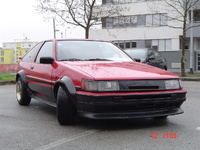Picture of 1986 Toyota Corolla, exterior