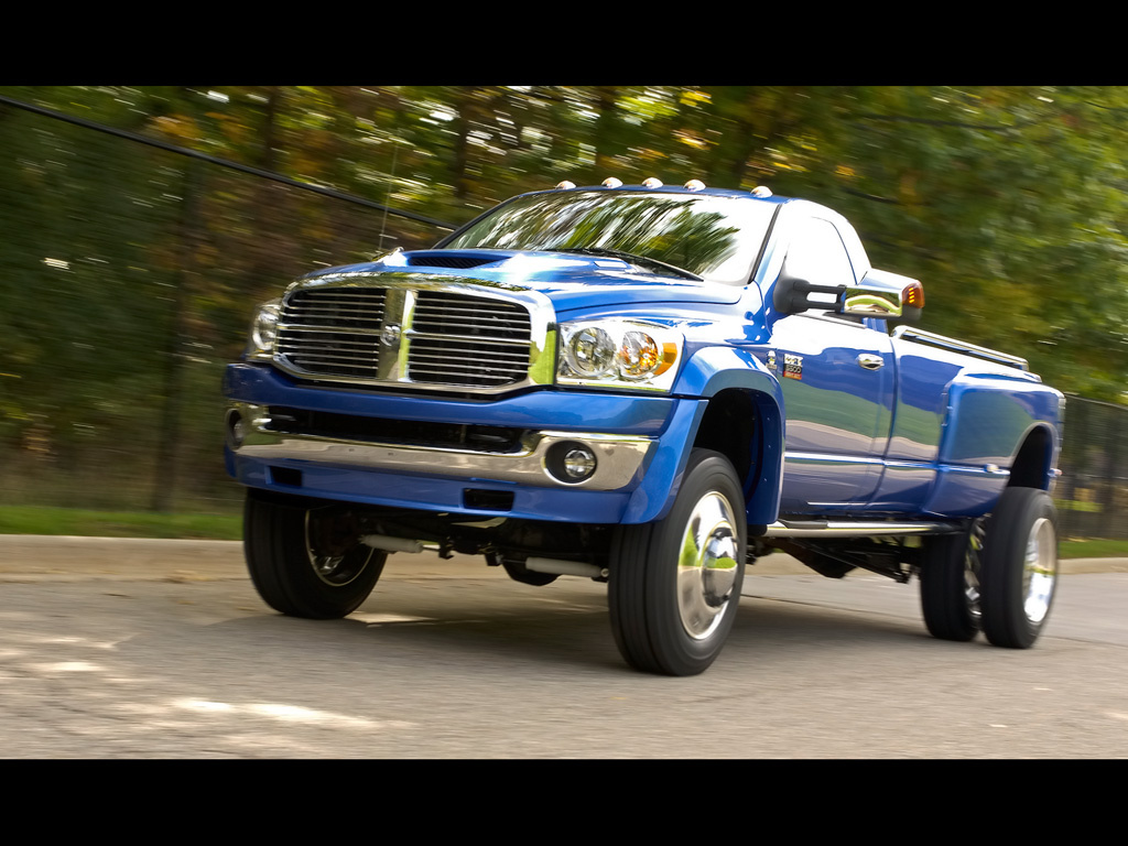 2007 dodge ram 3500 overview cargurus. Black Bedroom Furniture Sets. Home Design Ideas
