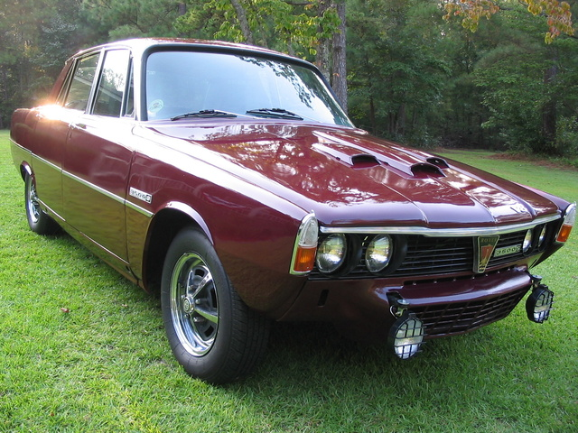 Picture of 1970 Rover 3500, exterior, gallery_worthy