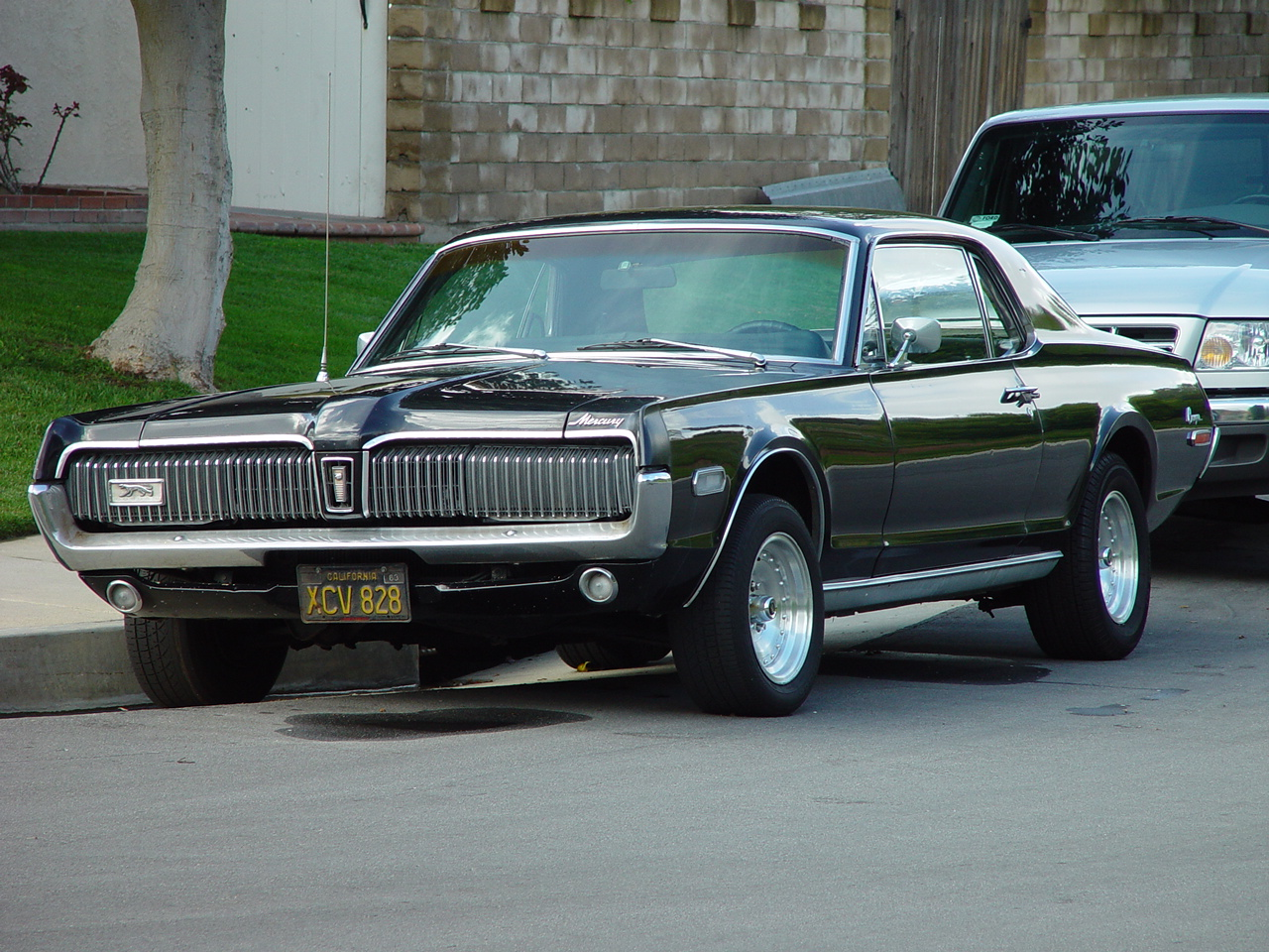 1968 mercury cougar - pictures