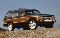 1990 Jeep Wagoneer Overview