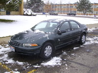 2000 Plymouth Breeze Overview