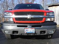 Picture of 2004 Chevrolet Silverado 1500 LT Ext Cab Short Bed 4WD, exterior