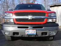2004 Chevrolet Silverado 1500 LT Ext Cab Short Bed 4WD picture, exterior
