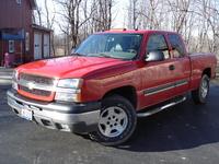 2004 Chevrolet Silverado 1500 Picture Gallery