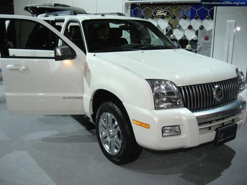 Picture of 2008 Mercury Mountaineer