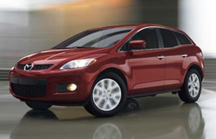 Picture of 2007 Mazda CX-7, exterior, gallery_worthy