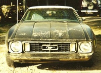 Picture of 1973 Ford Mustang, exterior