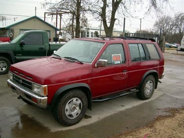 Picture of 1994 Nissan Pathfinder