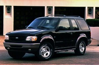 2001 Ford Explorer Overview