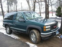 1997 GMC Yukon Overview