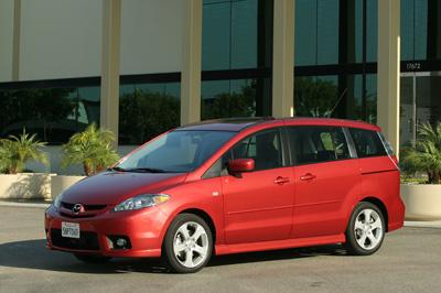 Picture of 2008 Mazda MAZDA5