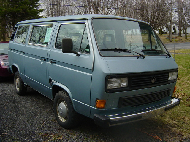 Picture of 1986 Volkswagen Vanagon, exterior