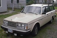 1982 Volvo 245 Picture Gallery