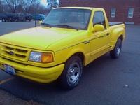 1995 Ford Ranger Splash Standard Cab Stepside SB, 1995 Ford Ranger Splash, exterior