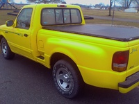 1995 Ford Ranger Splash Standard Cab Stepside SB, Picture of 1995 Ford Ranger 2 Dr Splash Standard Cab Stepside SB, exterior