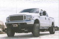 Picture of 2001 Ford F-250 Super Duty XL 4WD Extended Cab SB, exterior, gallery_worthy