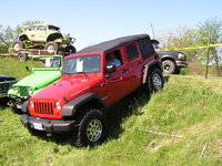 Picture of 2007 Jeep Wrangler Unlimited Rubicon 4WD, exterior, gallery_worthy