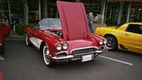 1961 Chevrolet Corvette picture, exterior