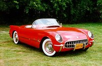 1955 Chevrolet Corvette Overview