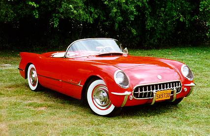 Picture of 1955 Chevrolet Corvette