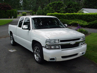 Picture of 2001 Chevrolet Silverado 1500 LS Extended Cab SB, exterior