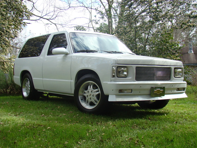 Picture of 1991 Chevrolet S-10 Blazer 2 Dr STD SUV, exterior, gallery_worthy