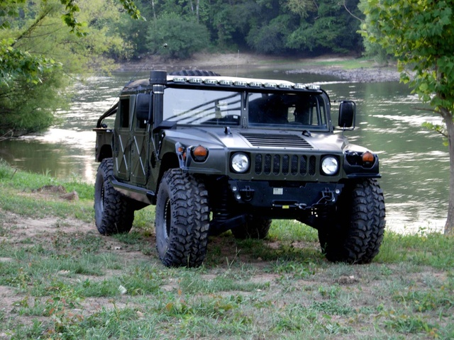 Picture of 2004 Hummer H1 4 Dr STD Turbodiesel 4WD Convertible, exterior