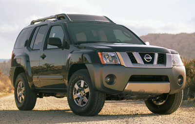 2008 Nissan Xterra Off-Road 4WD picture