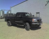 2003 GMC Sierra 2500HD Picture Gallery