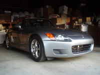 2003 Honda S2000 Base picture, exterior