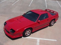 1991 Chevrolet Camaro Overview