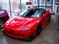 Picture of 2000 Acura NSX STD Coupe, exterior