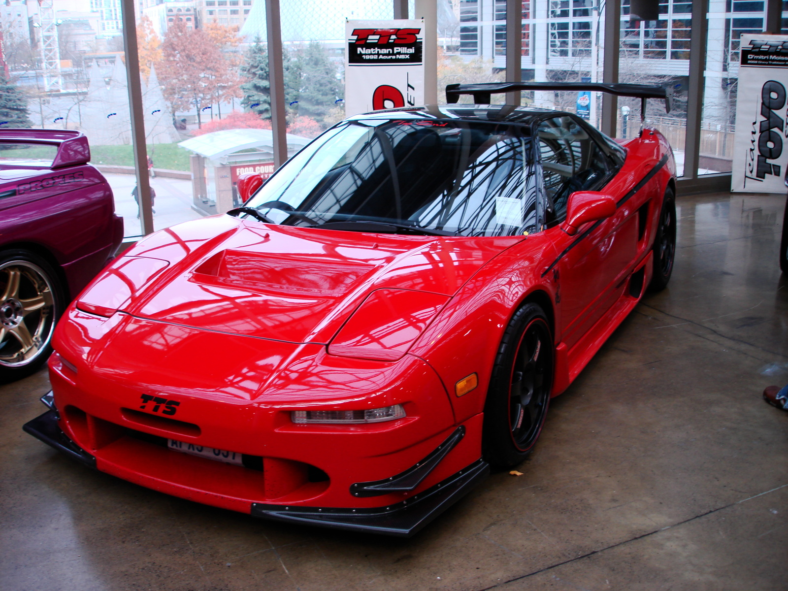 2000 Acura NSX 2 Dr STD Coupe picture