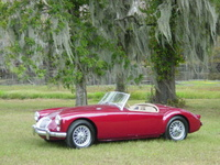 1962 MG MGB Overview