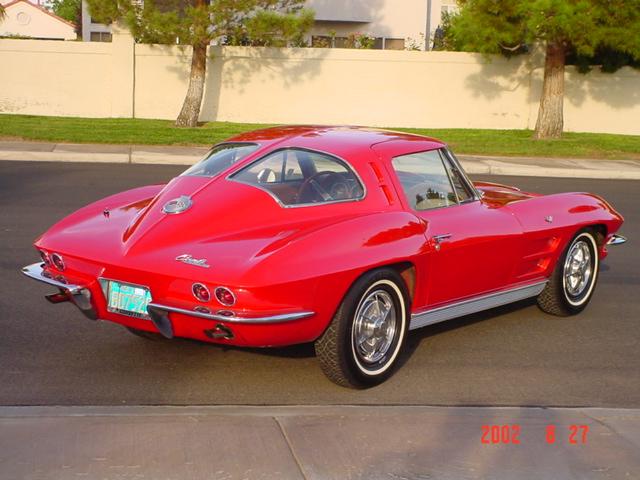 1963 Chevrolet Corvette CarGurus