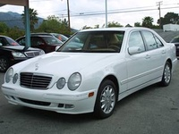 2000 Mercedes-Benz E-Class E320 4MATIC, 2000 Mercedes-Benz E320 4 Dr E320 4MATIC AWD Sedan picture, exterior