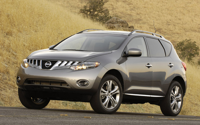 Picture of 2009 Nissan Murano SL AWD, exterior, manufacturer, gallery_worthy
