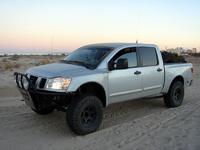 Picture of 2005 Nissan Titan LE Crew Cab 2WD, exterior