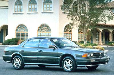 Picture of 1993 Mitsubishi Diamante 4 Dr ES Sedan