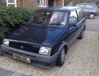 1985 MG Metro Overview