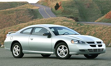 2005 Dodge Stratus SXT Coupe picture