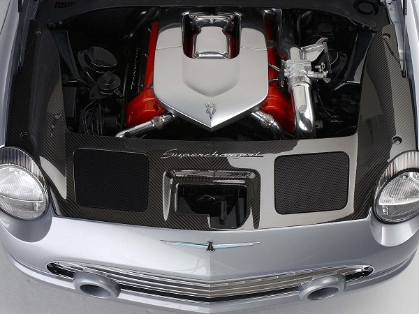Picture of 2005 Ford Thunderbird, engine, gallery_worthy
