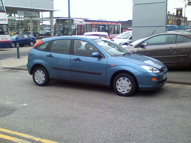 2001 Ford Focus Pictures Cargurus