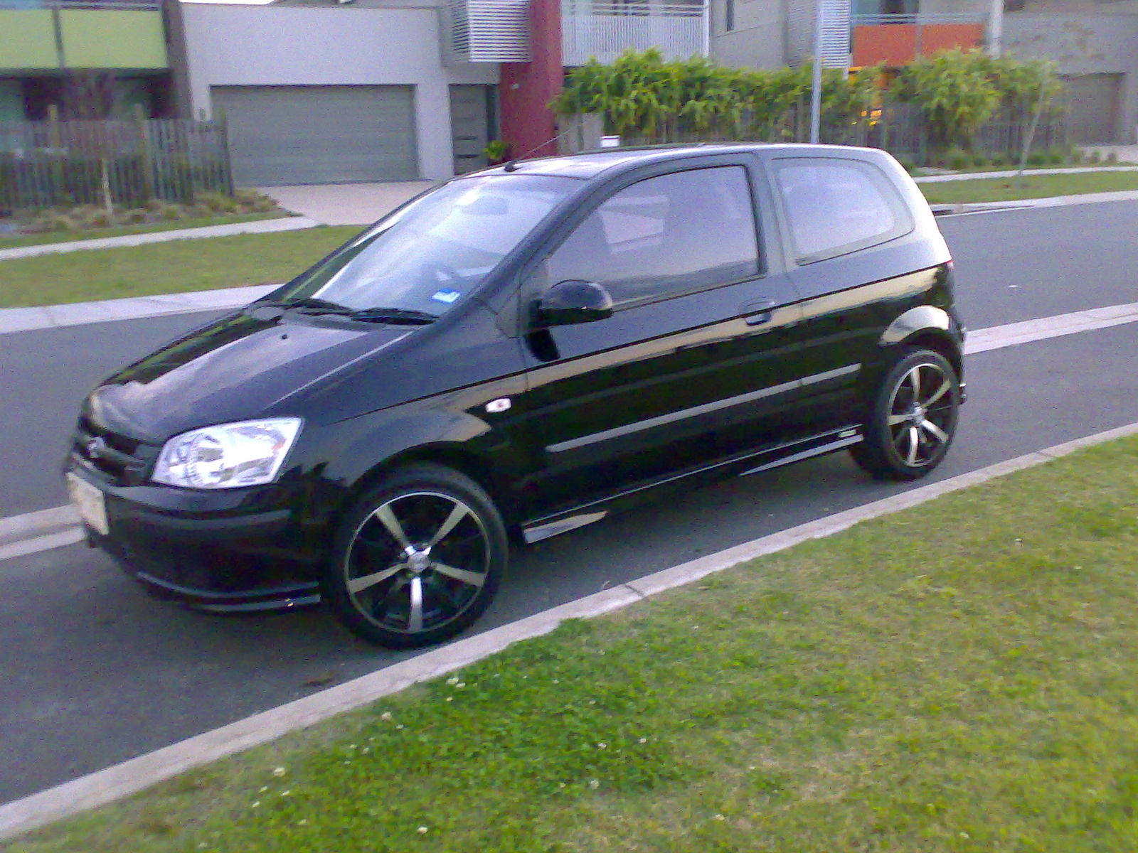 2005 hyundai getz pictures cargurus. Black Bedroom Furniture Sets. Home Design Ideas
