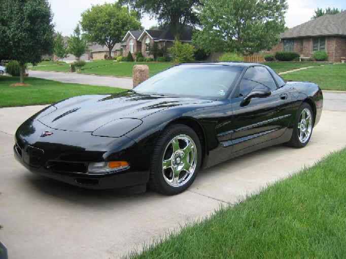 1999 Chevrolet Corvette Coupe, 1999 Chevrolet Corvette 2 Dr STD Coupe picture, exterior