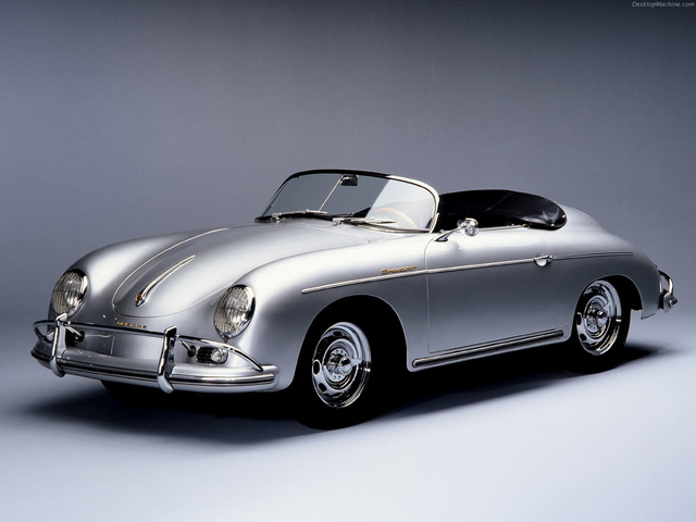 Picture of 1955 Porsche 356, exterior, gallery_worthy