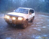 Picture of 2000 Toyota Land Cruiser 4WD, exterior, gallery_worthy